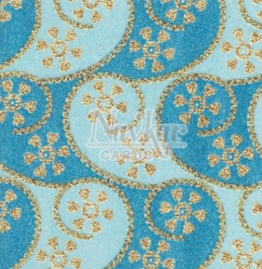 Designer Fabric Wooly Paper 1428