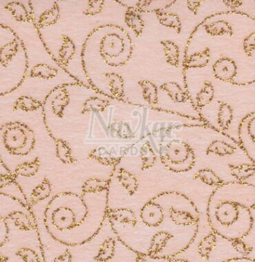 Designer Fabric Wooly Paper 1816