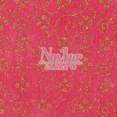 Designer Fabric Wooly Paper 1907