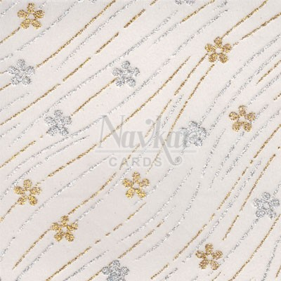 Designer Fabric Wooly Paper 1960
