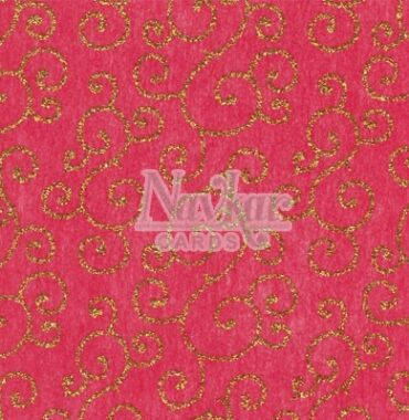 Designer Fabric Wooly Paper 2061