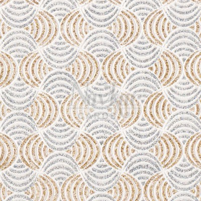 Designer Fabric Wooly Paper 2174