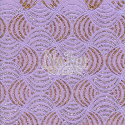 Designer Fabric Wooly Paper 2434