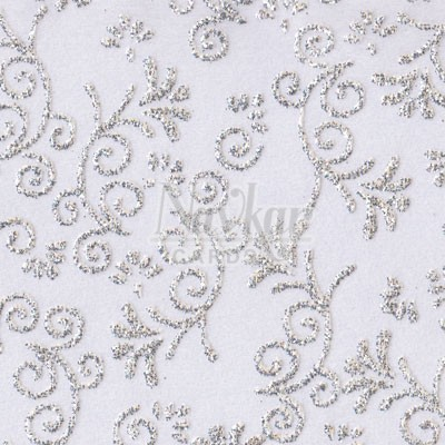 Designer Fabric Wooly Paper 968